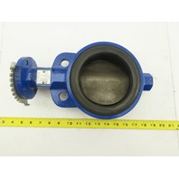 "KeyStone TRIM 323 5"" Wafer Type Butterfly Valve EPDW Seal Fig AR1"