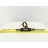 Sika VT1541KUTT120 Flow Sensor Switch From a Trumpf 3030 Laser