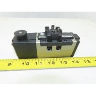 SMC VS7-6-FG-S-1Z 4/2 Position Pneumatic Solenoid Valve 100V Coil