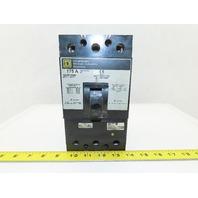 Square D KAL36175 175A 600V 3Pole Circuit Breaker