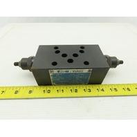 Eaton Vickers DGMFN-5-Y-A2W-B2W-30 Hydraulic Flow Control Valve