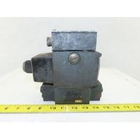 Rexroth 4WE10C31/CW1109DK25V Hydraulic Directional Control Valve W/Z2FS10-5-31/V