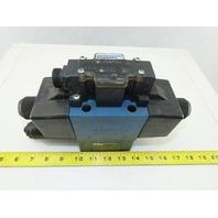 Rexroth 4WE10D40/0FCW110N9DK25L Hydraulic Control Valve W/ZDR10DP2-54/75YM/12