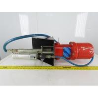 Larius 30:1 Ratio 3050PSI MAX Fluid Pressure  1GPM Pneumatic Piston Pump