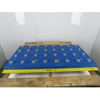 "24"" x 48"" Ball Transfer Table Box Carton Conveyor"