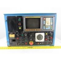 Fanuc A61L-0001-0093 MT4-170 CNC Lathe Operator Control Panel HMI