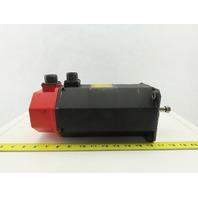 Fanuc A06B-0314-B002 126V 2000 RPM 3 Ph 8 Pole AC Servo Motor