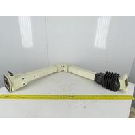 "Hoffman 34"" x 30"" HMI Controls Adjustable Swivel Mounting Pendent Arm"