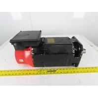 Fanuc A06B-0745-B100 200V 1500/4500RPM 4 Pole AC Spindle Motor