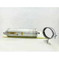 Waircom P100F Aluminum Pneumatic Expansion Tank 10 Bar Max W/Clamp Bracket