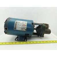 Burks 5CT7M 1/2Hp 3450RPM 1Ph 115/208-230V 8GPM Motor Turbine Pump