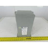Hevi-Duty HZ12-1500 1.5KVA Electric Transformer 240/480V Pri 120V Sec