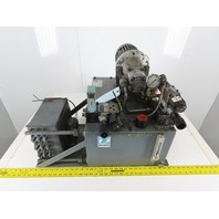 Diplomatic 1.1kW 220/440V 50/60Hz 14USG Hydraulic Power Unit