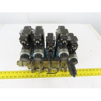 Rexroth 4WE6Y61 4/3 Way Hydraulic Valve Regulated Check Assembly