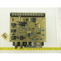 Graham Company 1625C DC Drive 230VAC Input 180VDC Output 50/60 HZ 1Phase 5HP