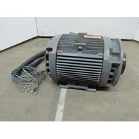 General Electric 75Hp Electric Motor 230/460V 3Ph 3555RPM 364TSD Frame