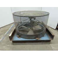 "40"" Belt Drive Exhaust Fan 3 Blade 1-1/2""Hp 230/460V 3Ph"