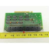Futronix 1718 ECS Output Card Circuit Board PCB