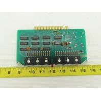 Futronix 1902 ECS Output Card Circuit Board PCB