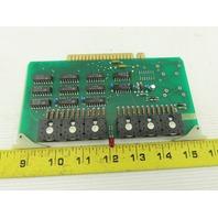 Futronix 2007 ECS Output Card Circuit Board PCB