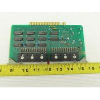 Futronix 2026 ECS Output Card Circuit Board PCB