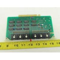 Futronix 2191 ECS Output Card Circuit Board PCB