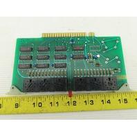 Futronix 2267 ECS Output Card Circuit Board PCB
