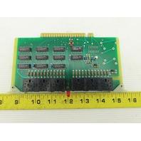 Futronix 2316 ECS Output Card Circuit Board PCB
