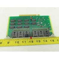 Futronix 2317 ECS Output Card Circuit Board PCB