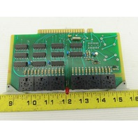 Futronix 2350 ECS Output Card Circuit Board PCB
