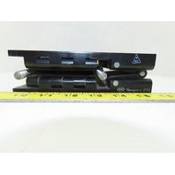 """NRC New Port 270 200 LB High Load Lab Scissor Jack 4-1/4""""x6"""" Top 2""""-6"""" Lift"""