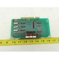 Futronix 1206 ECS Output Card Circuit Board PCB Numeric Readout