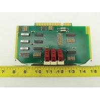 Futronix 1348 ECS Output Card Circuit Board PCB Numeric Readout