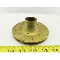 """Bell & Gossett 186359 Bronze Impeller 5-1/4"""""""