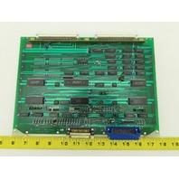 Mitsubishi FX17C BN624A328H01 MELDAS-YM2 Circuit Bard