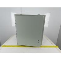 "Hoffman A24SA2208LP Wall Mount Disconnect Enclosure 24"" x 26""x 8"" Type 12"