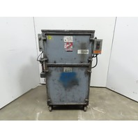 Torit Model 84 Pulse cleaning cartridge Dust Collector 3HP  230/460V 3 Ph