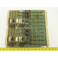 Giddings & Lewis 501-03123-00 Digitizing Interface Circuit Board