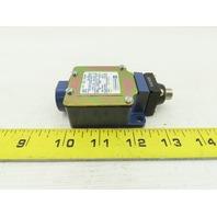 Telemecanique XCKL110 240V Plunger Limit Switch