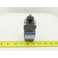 Square D 9007C54E 600V 10A 1NO/1NC Plunger Limit Switch