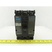 Fuji BU-ESB 50A 600V 3 Pole Circuit Breaker