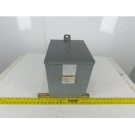 Square D 5S1F General Purpose Transformer 5Kva 240x480HV 120/240LV 1Ph