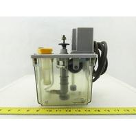 Trico PE-1202-30 110V 2 Liter Capacity 3-6cc/Cy Piston Lubricator