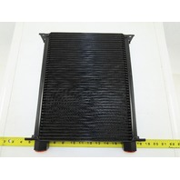 "Hydac SA Hydraulic Oil Cooler Heat Exchanger Radiator 13-1/4"" x 10"" x 2"""