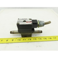 Daikin MS-G01-2CA-10-N 4/3 Way Closed Center Hydraulic Direction Valve Body
