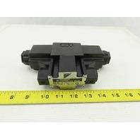 Daikin KSO-G02-9CA-30-EN 4/3 Position Solenoid Valve Coil AC100V