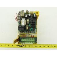 Fanuc A14B-0076-B001 Servo Input Unit 200/220V 1Ph 50/60Hz