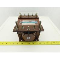 Yuasa YT2S-1K-50.60 100-200/220V Primary 18-19/24V Secondary Transformer