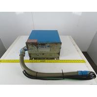 Olsun 12770 S-46179 460/266 HV 380/220LV 45kVa 3Ph 60Hz Class AA Transformer