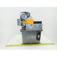 1-1/2 Gallon Hydraulic Power Unit 150 Bar Max 200-220/380-460V 3Ph